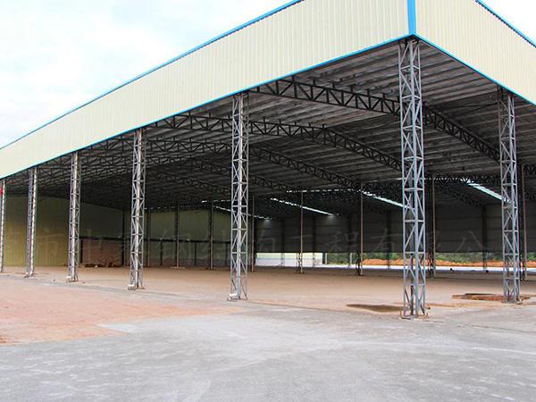 钢结构厂房每平方造价