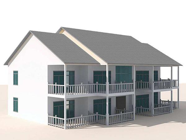 兰州轻钢结构别墅哪家靠谱