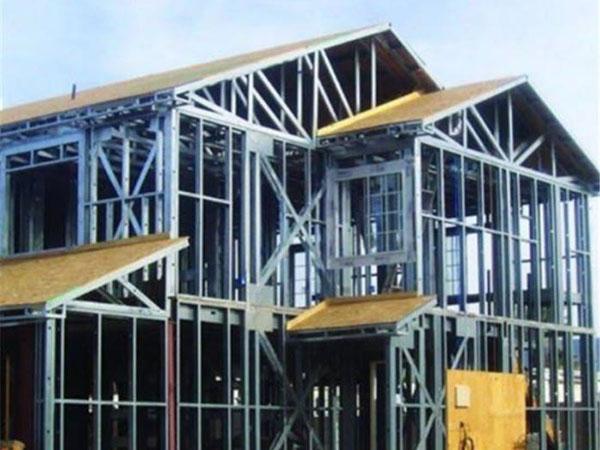 轻钢结构别墅建设公司