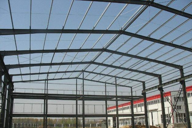 钢结构厂房特点