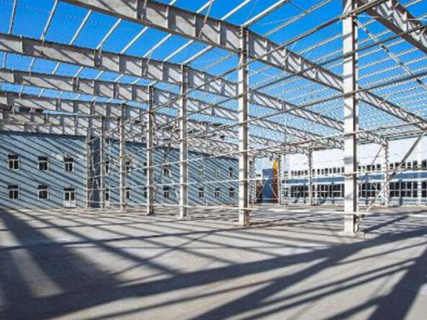钢结构厂房施工管理方法