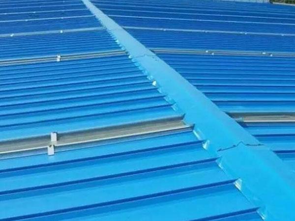 甘肃钢结构屋面工程
