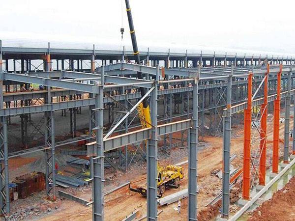钢结构安装安全措施