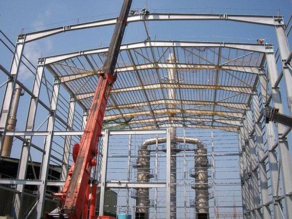 钢结构安装施工队