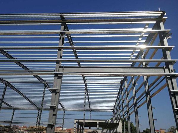 钢结构厂房安装流程