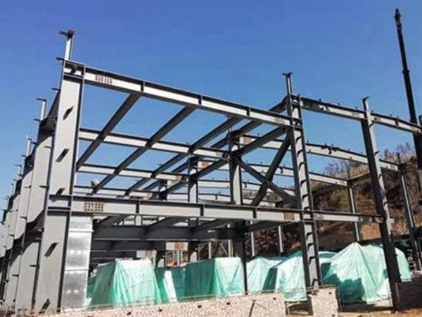 兰州钢结构安装施工队