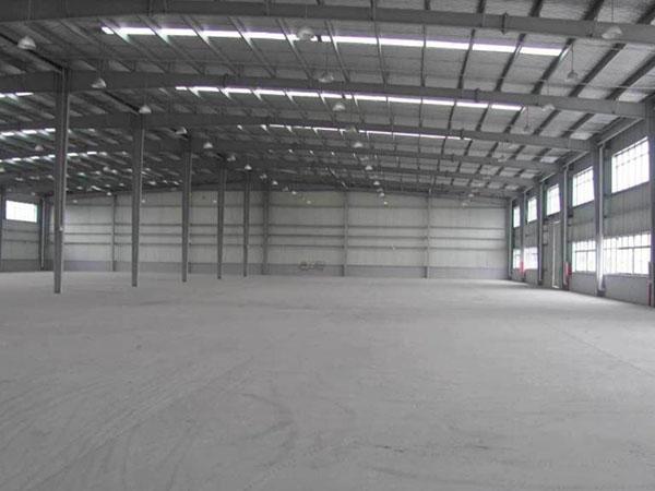 轻钢结构厂房造价