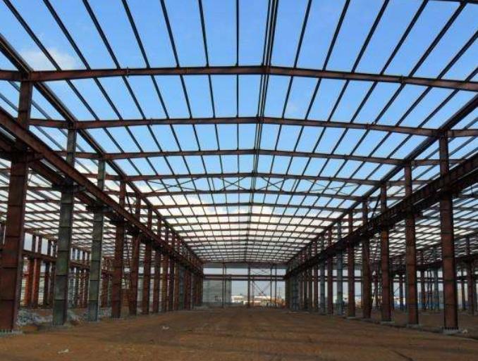 白银钢结构施工公司