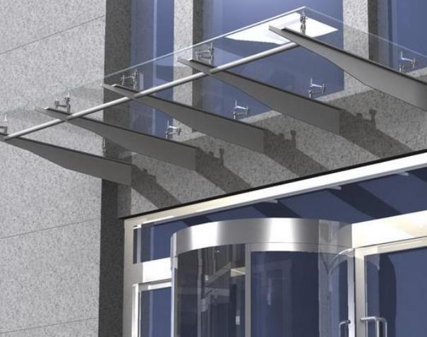 定西钢结构雨棚施工公司