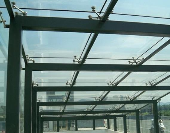 钢结构雨棚施工方案