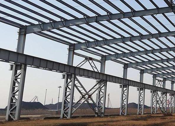 钢结构柱脚安装