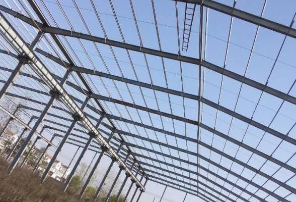 平凉钢结构厂房