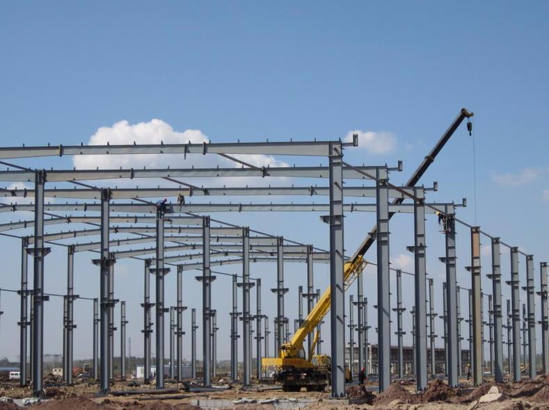 甘肃钢结构加工安装厂家