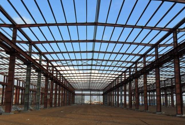 甘肃钢结构加工安装