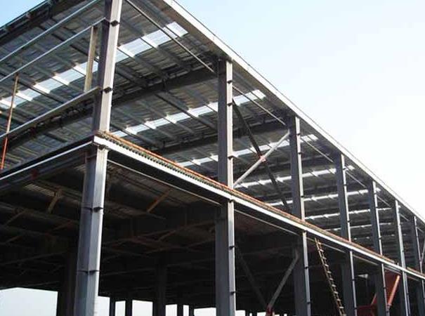专业钢结构厂房