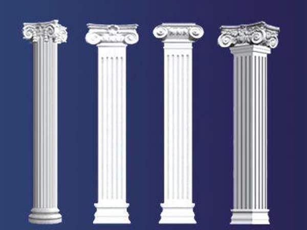 陶立克式柱罗马柱