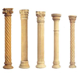 青海羅馬柱