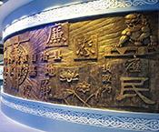 阿克苏展馆玻璃钢仿铜德赢vwinac米兰官方区域合作伙伴