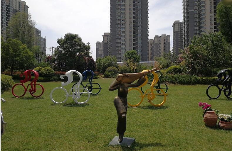 校園廣場雕塑設計要注意些什麼呢