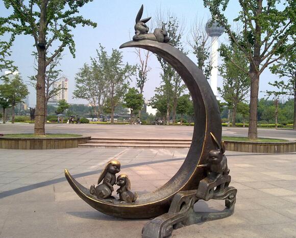 甘南大型铸铜雕塑公司制作铜雕的流程