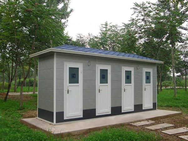 环保景区厕所
