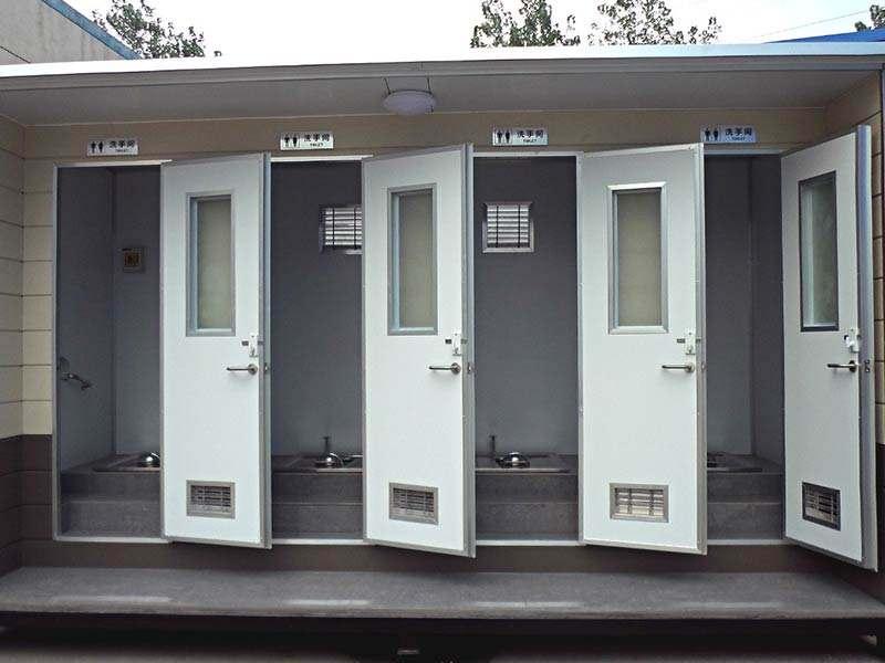 移动厕所在兰州普及率高的竟然是这五大原因
