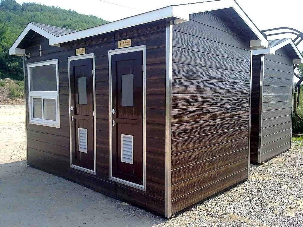 兰州跃创环保从四个方面阐述移动厕所在日常生活中的作用