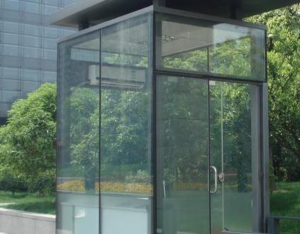 天水移动岗亭厂家分享影响保安岗亭制作尺寸的因素