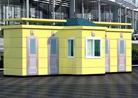 移動衛生間廠家帶您了解移動廁所的常見分類