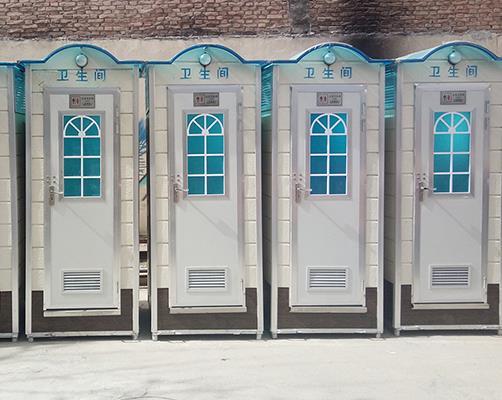 移動廁所廠家淺談移動公廁有哪些優勢?