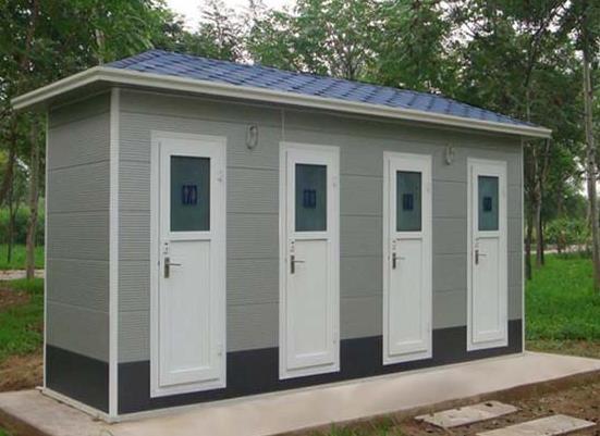 移动厕所厂家带你了解移动环保卫生间的特点