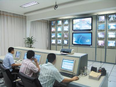 禮縣看守所智能視頻監控系統安裝