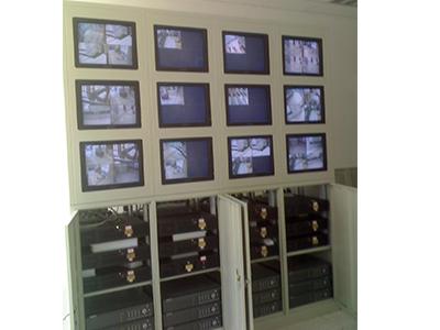 蘭州和盛堂制藥有限公司攝像頭監控系統成功應用