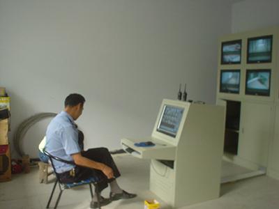 甘肅安防監控工程施工案例
