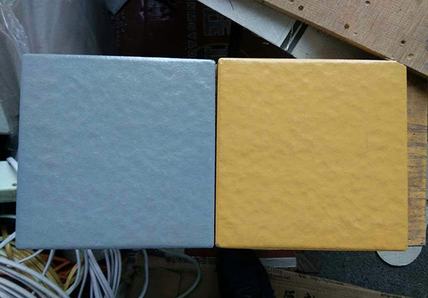 彩色透水性混凝土与透水砖有什么不一样?