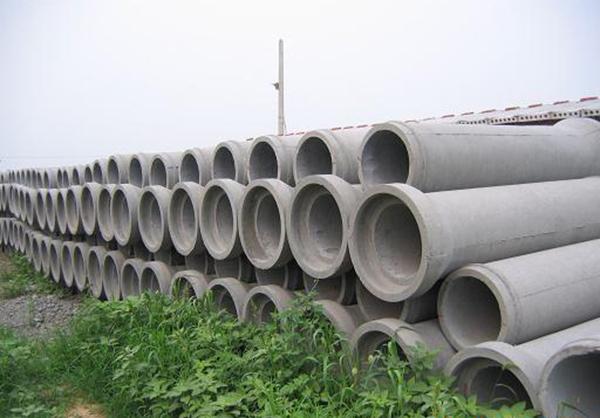 水泥管生产中原材料应该怎么选择?