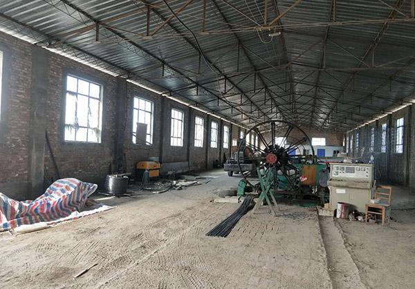 裕强水泥制品厂区