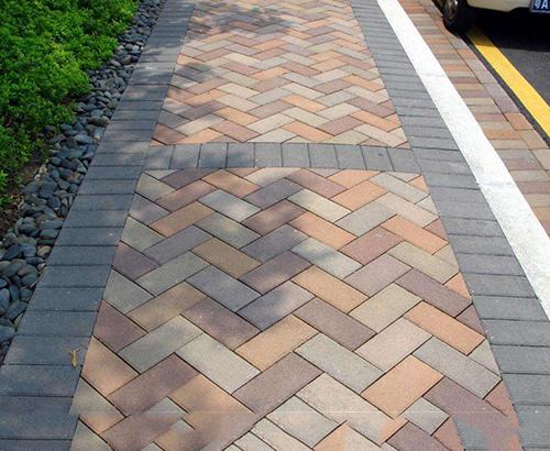 兰州彩色水泥砖厂家