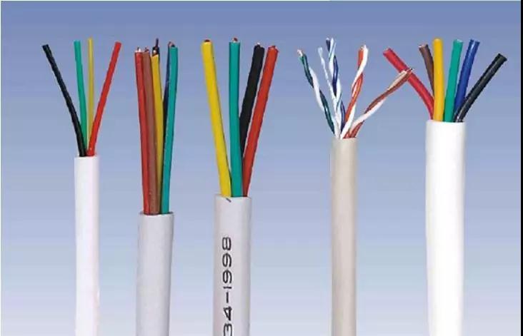 众邦电线电缆规格型号认识大全!