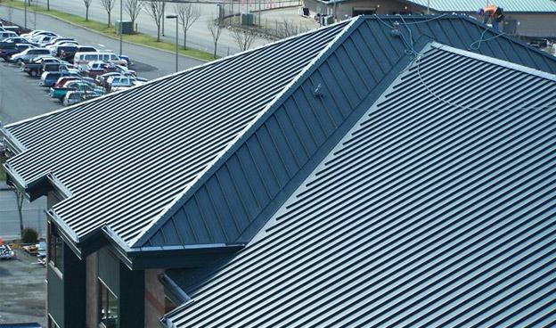 铝镁锰别墅屋面
