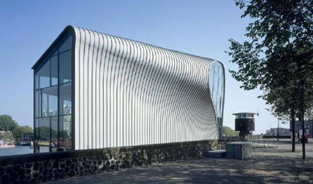 铝镁锰墙面板