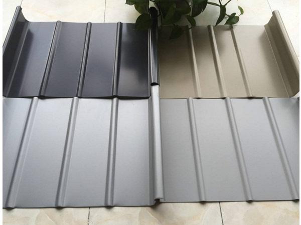 兰州铝镁锰直立锁边系统厂家为您介绍铝镁锰屋面板类型