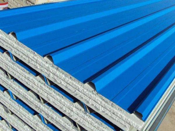 彩钢板生产厂告诉您彩钢板面墙的应用场所