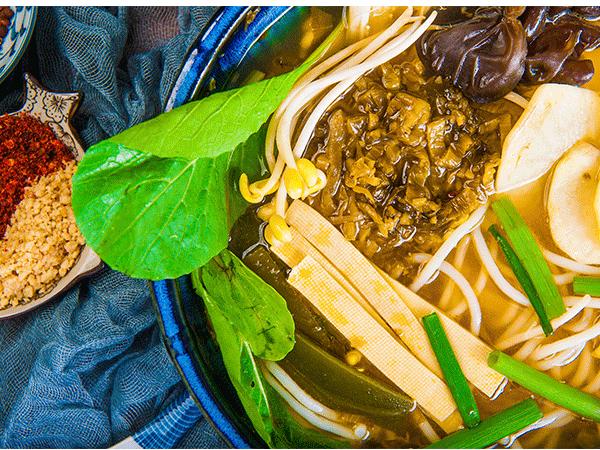 酸菜米线加盟