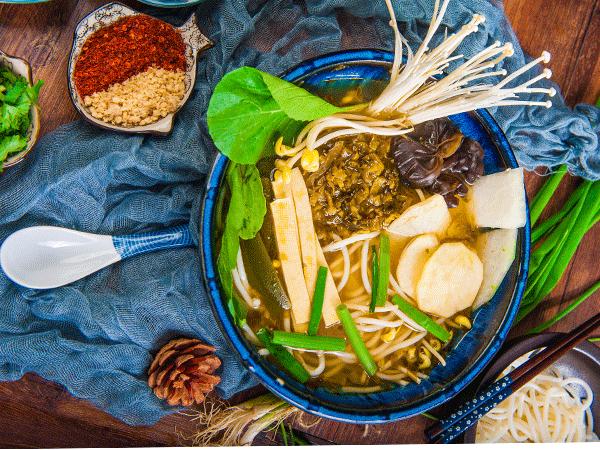 酸菜米线加盟创业多少钱