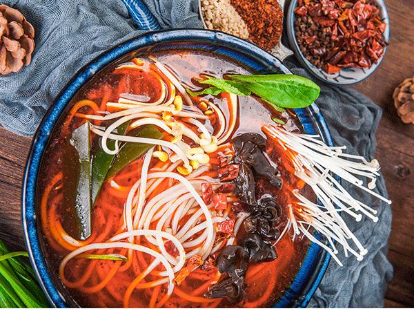 火锅红汤米线加盟流程