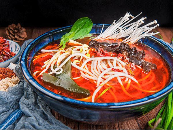 火锅红汤米线加盟多少钱