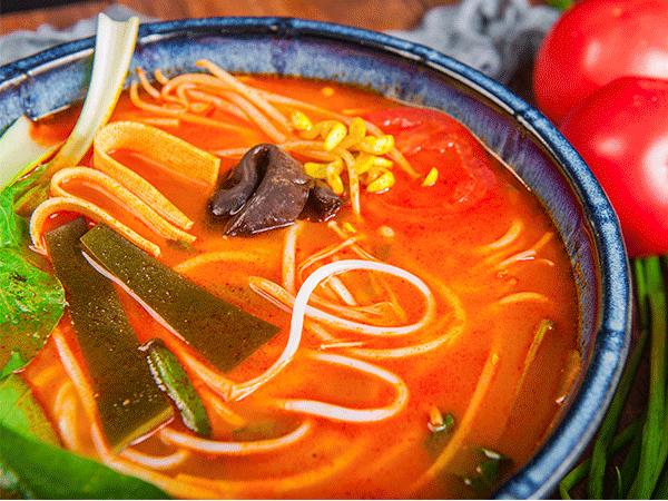 番茄米线加盟