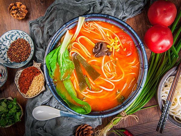 番茄火锅米线