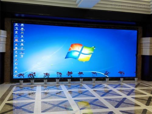 蘭州LED全彩顯示屏安裝